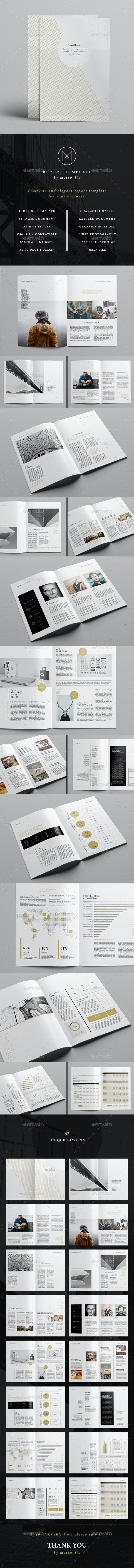 Report - Informational Brochures