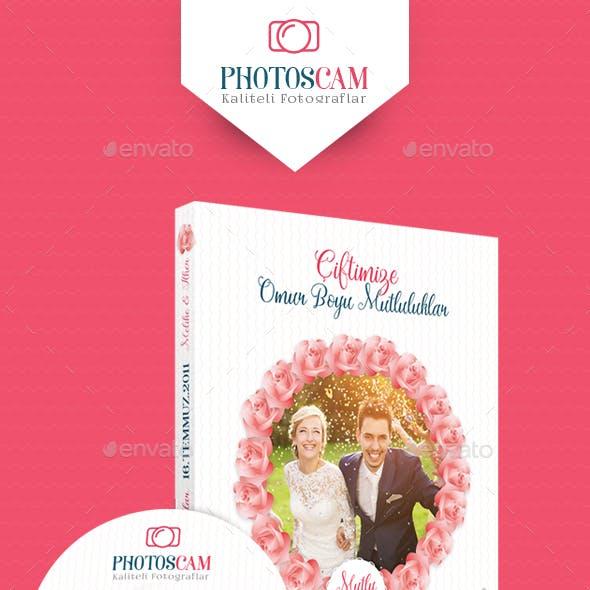 Wedding Dvd Cover Templates
