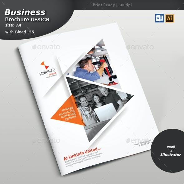 Multipurpose Brochure Design