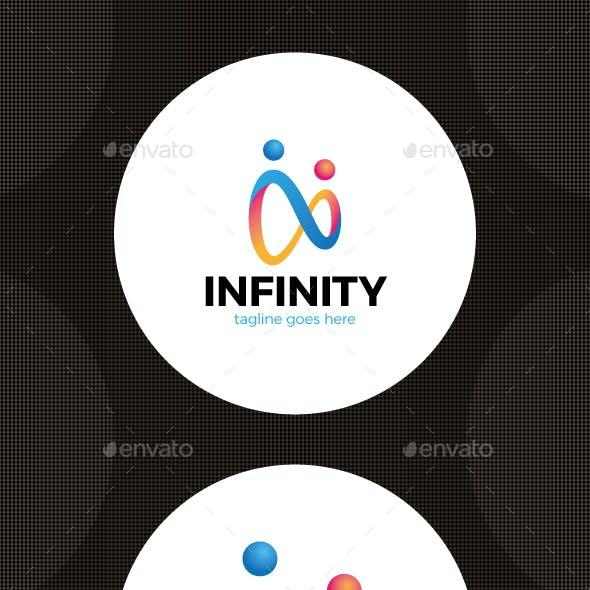 Two Man Infinity Logo