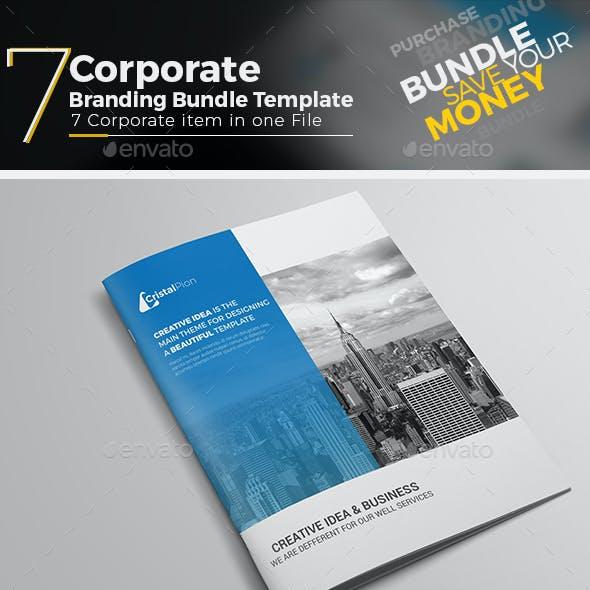 Corporate Mega Branding Bundle