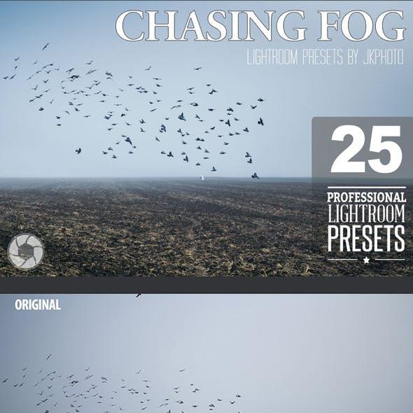 25 Chasing Fog Lightroom Presets