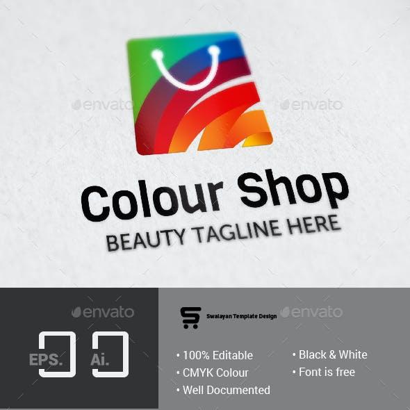 Colour Shop Logo