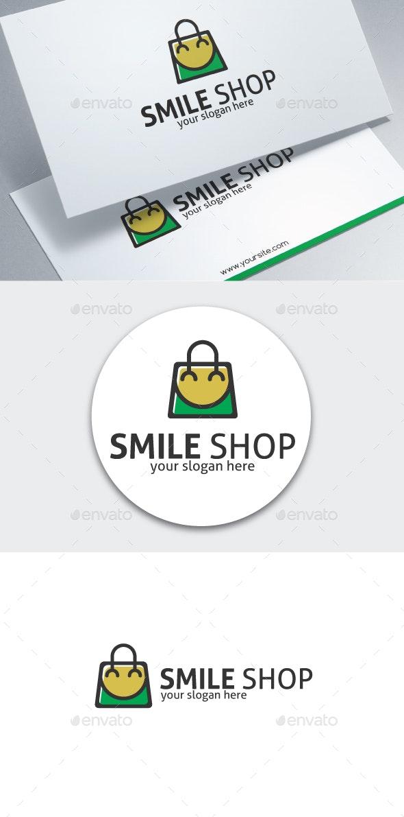 Shop Logo - Objects Logo Templates