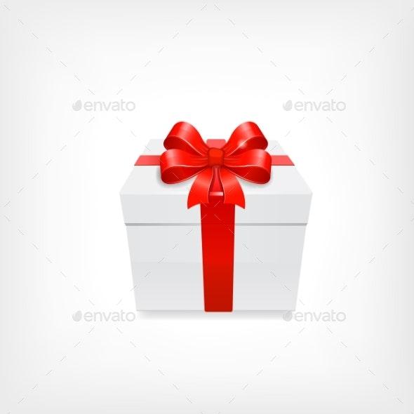 Gift Icon - Birthdays Seasons/Holidays