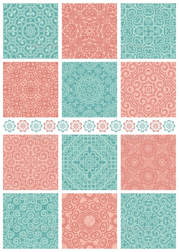 Seamless Backgrounds - Backgrounds Decorative