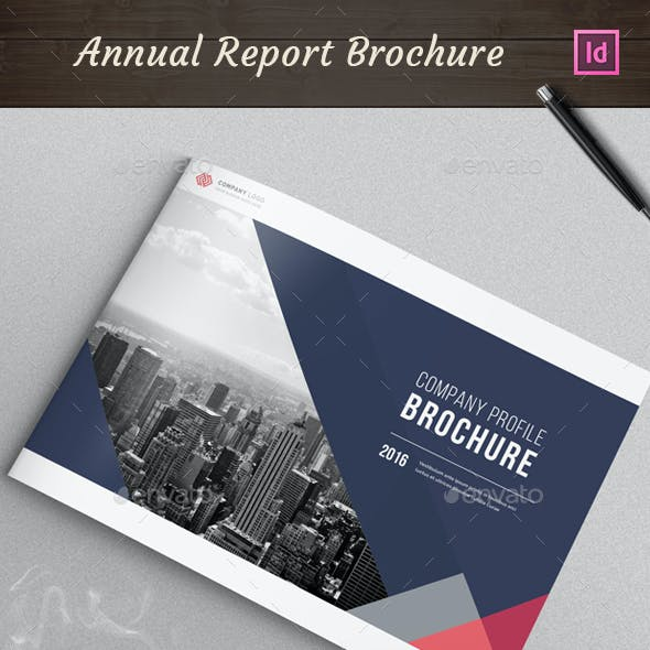 Annual Report Brochure 03