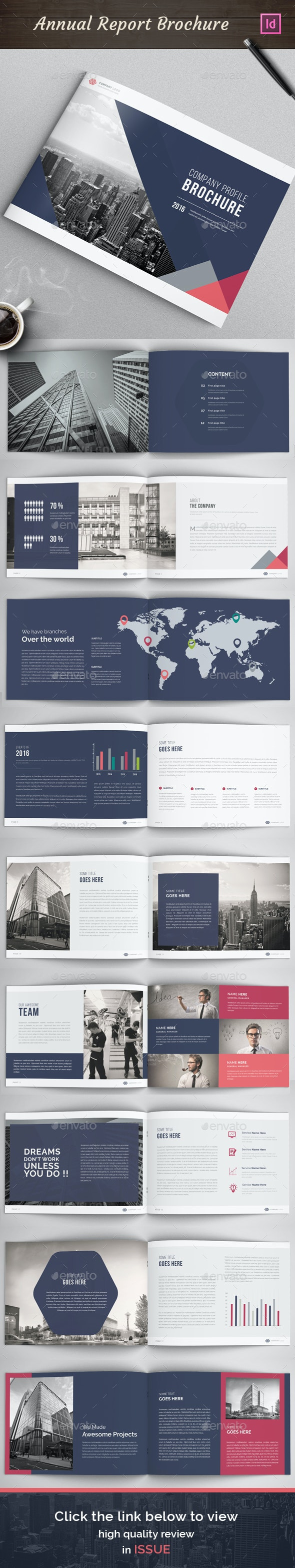 Annual Report Brochure 03 - Corporate Brochures