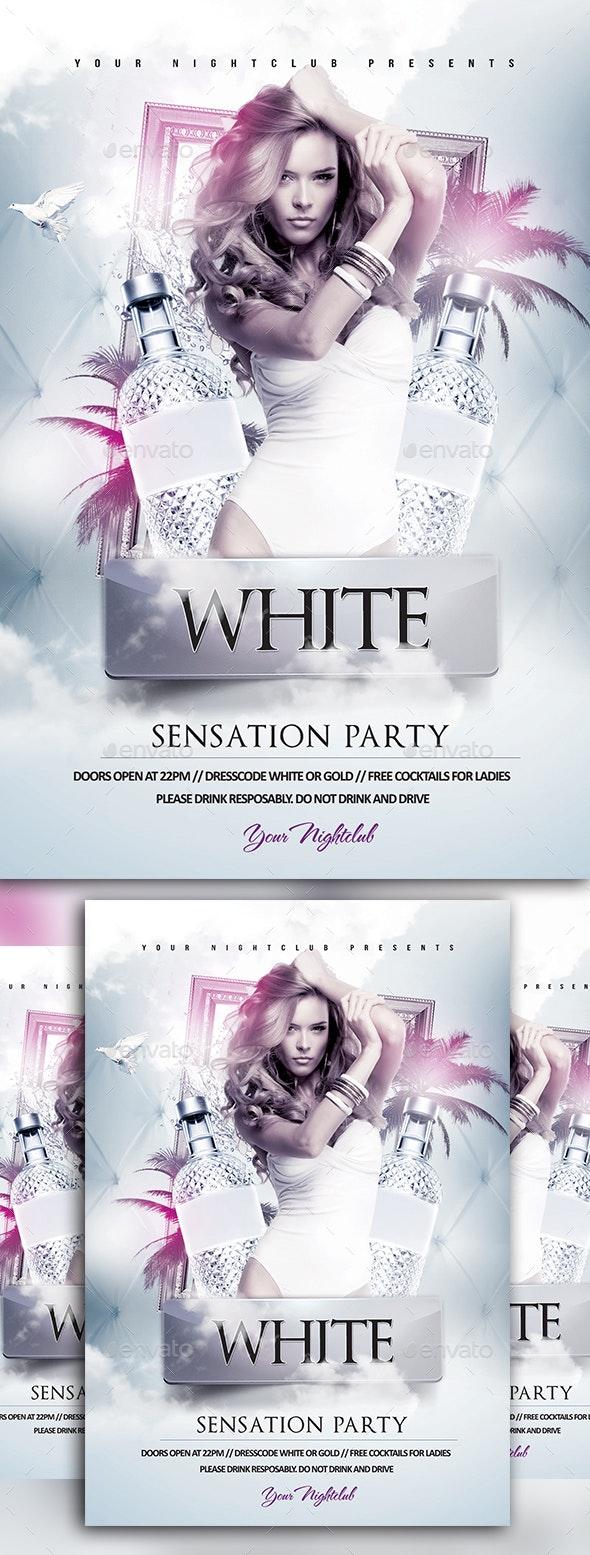 White Sensation Party - Clubs & Parties Events