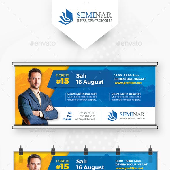 Corporate Billboard Templates