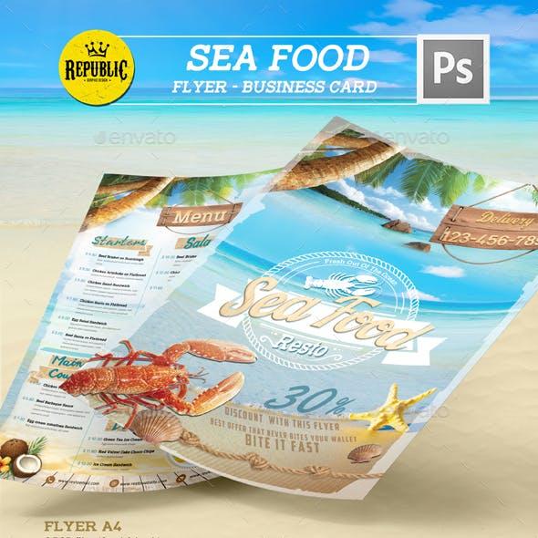 Seafood Restaurant 1