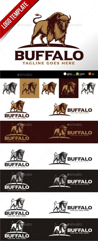 Buffalo Biz - Animals Logo Templates