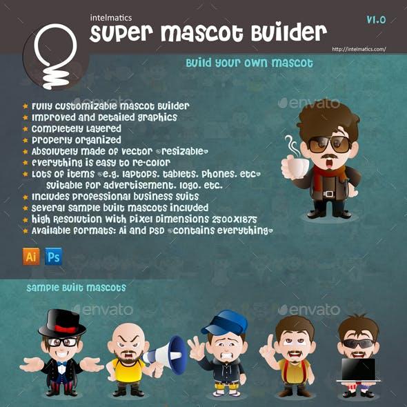 Super Mascot Builder