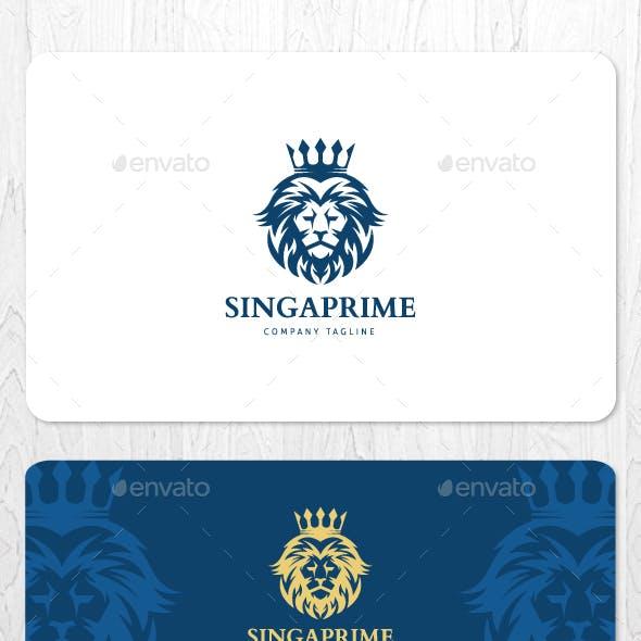 Singa Prime Logo