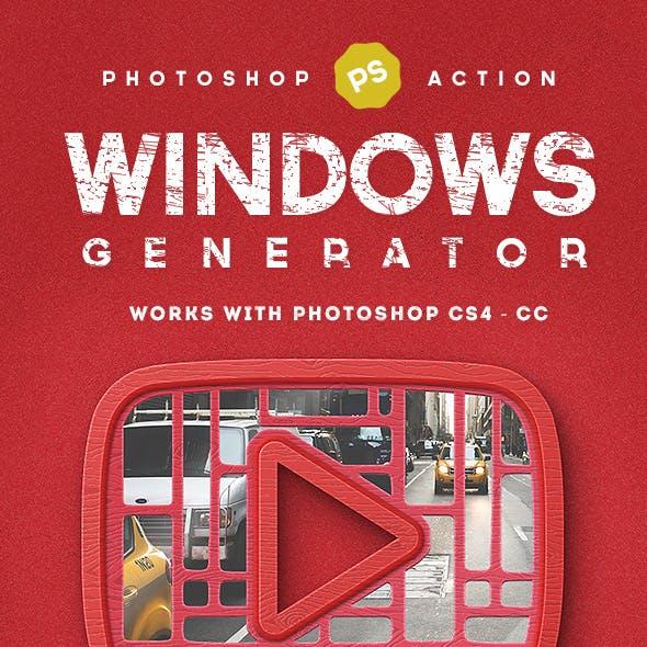Window Generator