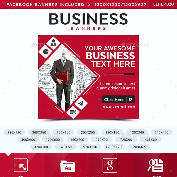 Business Banners