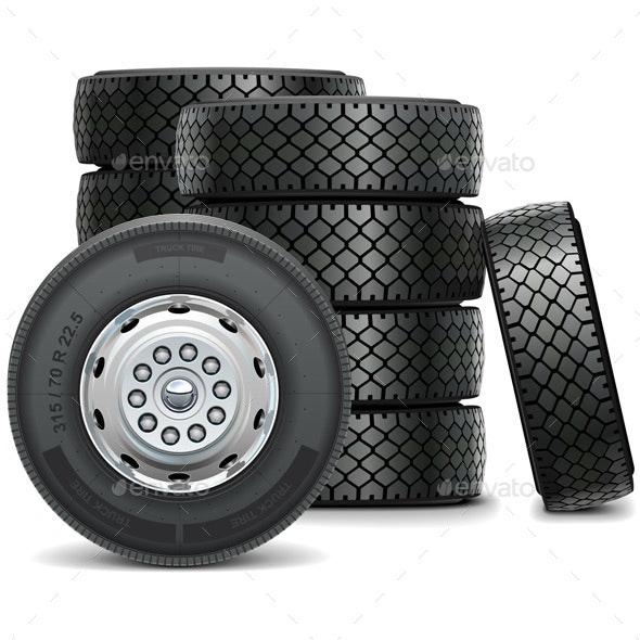 Bus Wheels - Industries Business