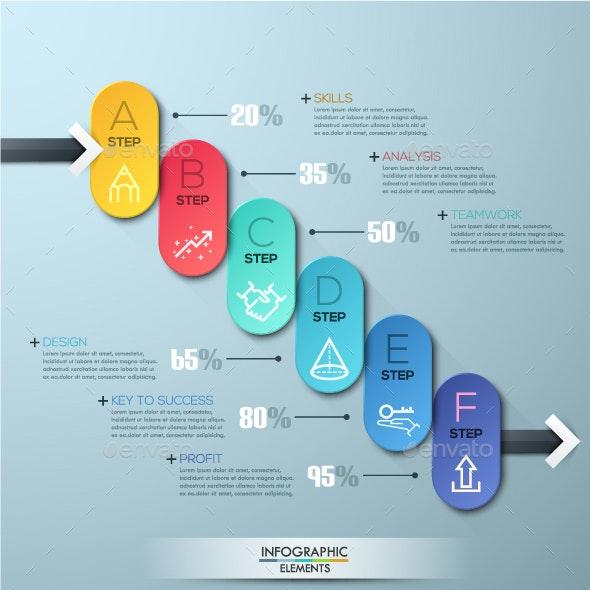 Paper Infographics Timeline - Infographics