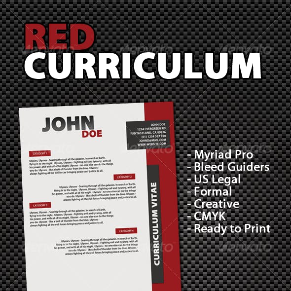 Red Curriculum