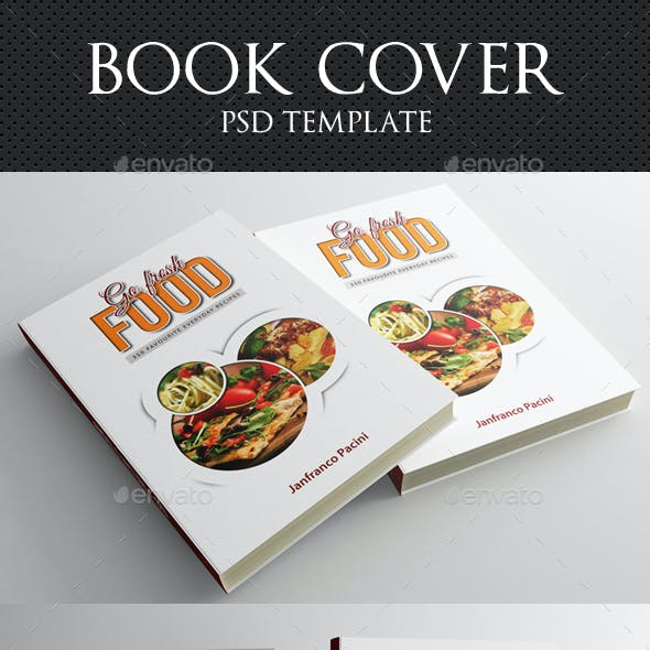 Cook Food Book Cover Template V2
