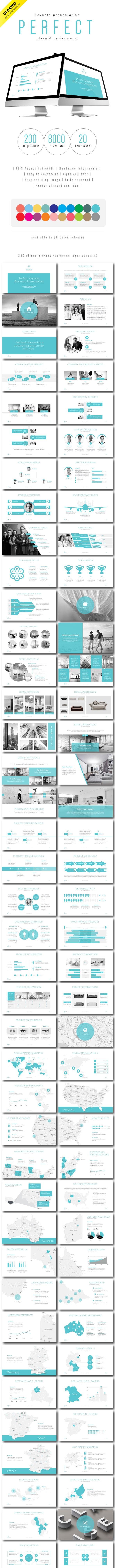 Multipurpose Keynote Presentation (Vol. 09) - Business Keynote Templates