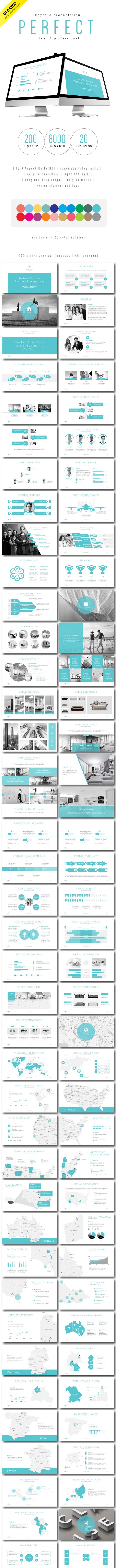 Multipurpose Keynote Presentation (Vol. 09) - Business Keynote Templates
