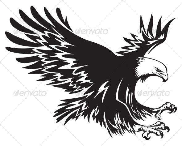 blad eagle - Animals Characters
