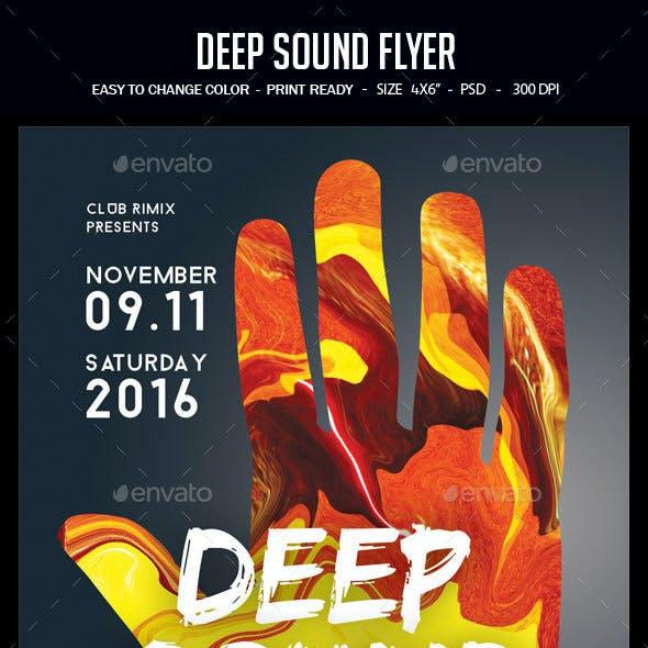 Deep Sound Flyer
