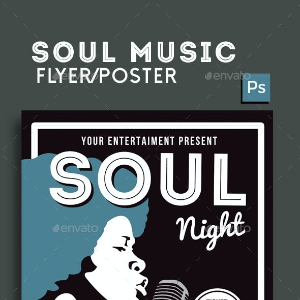 Soul Music Night