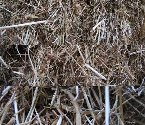 Hay - Nature Textures