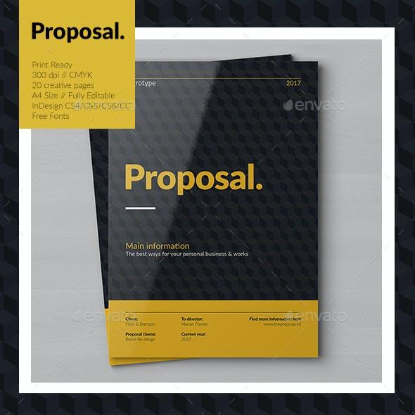 Creative Proposal