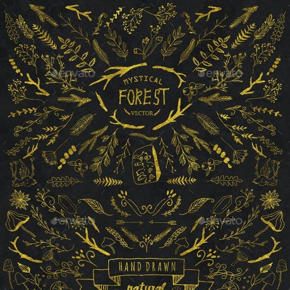 Mystical Forest DIY Pack