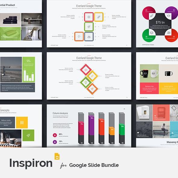 Inspiron Presentation Bundle - Creative PowerPoint Templates