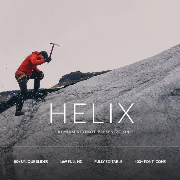 Helix Keynote Presentation