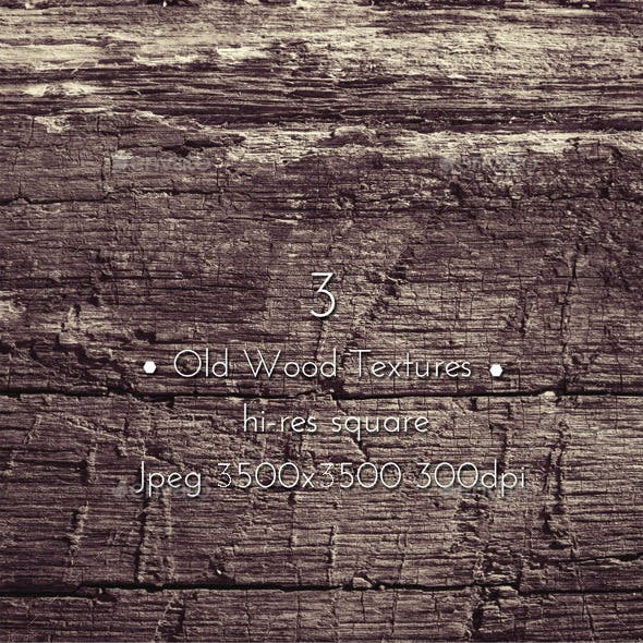 Wooden Surface Textures