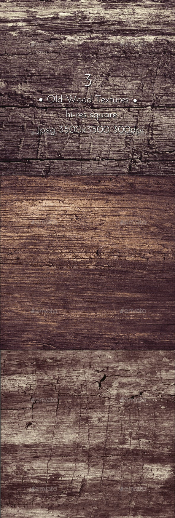 Wooden Surface Textures - Wood Textures