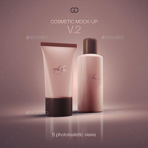 Cosmetic Mock-up 2