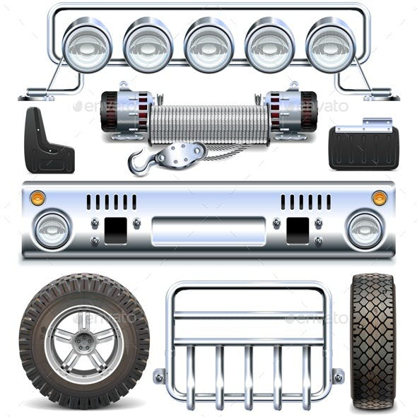 Offroad Car Spares