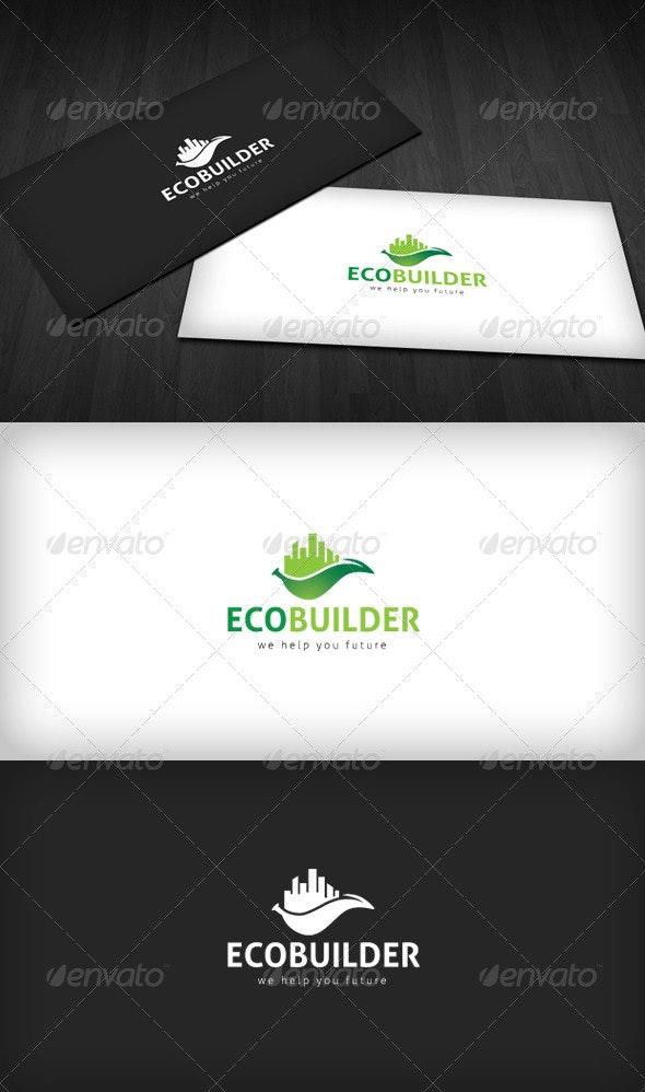 Eco Builder Logo