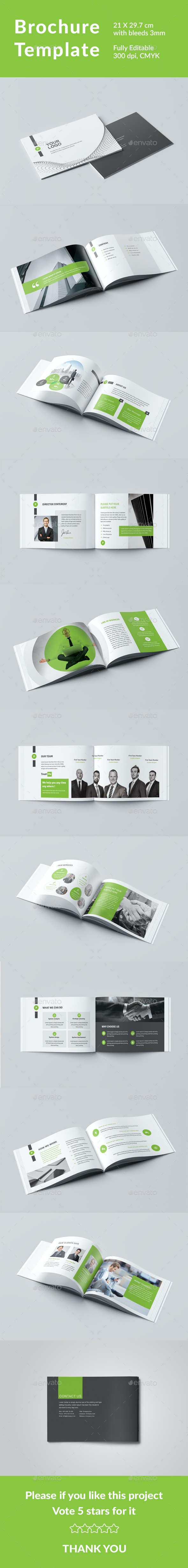 Corporate Business Brochure 01 - Corporate Brochures