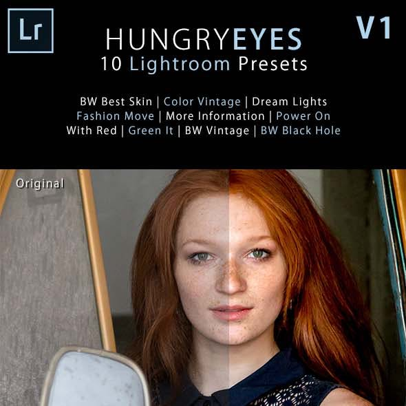 HungryEyes Lightroom Presets V1