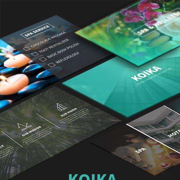 Koika Powerpoint Presentation Template