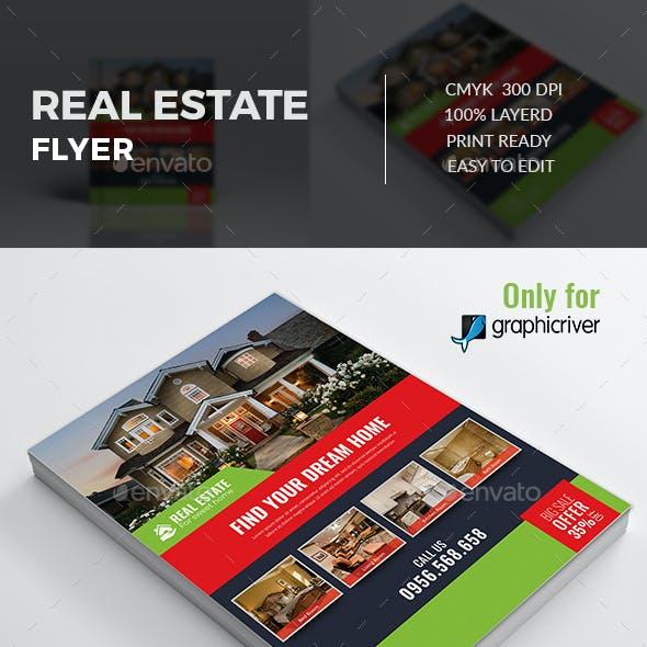 Real Estate Flye