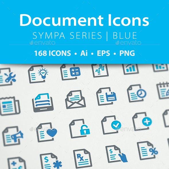 Document Icons - Sympa Series