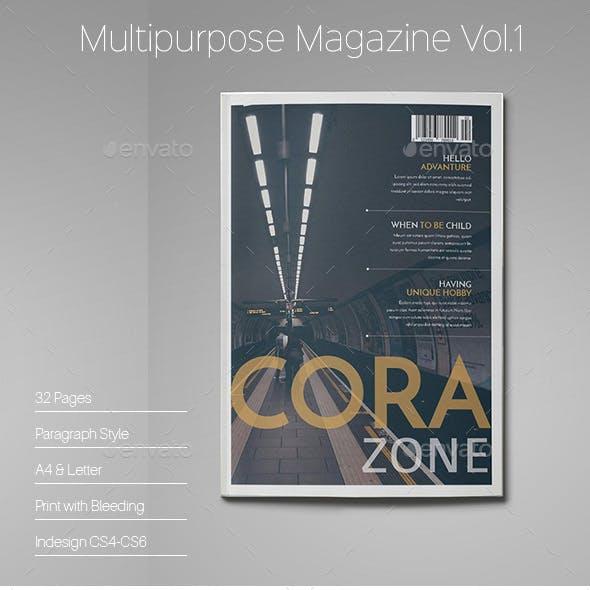 Multipurpose Magazine Vol.1