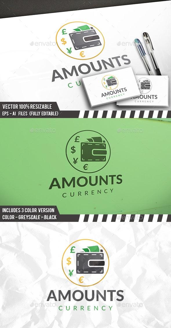 Money Converter Logo - Symbols Logo Templates