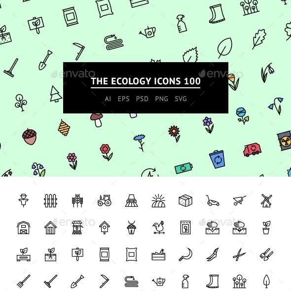 The Ecology Icons 100