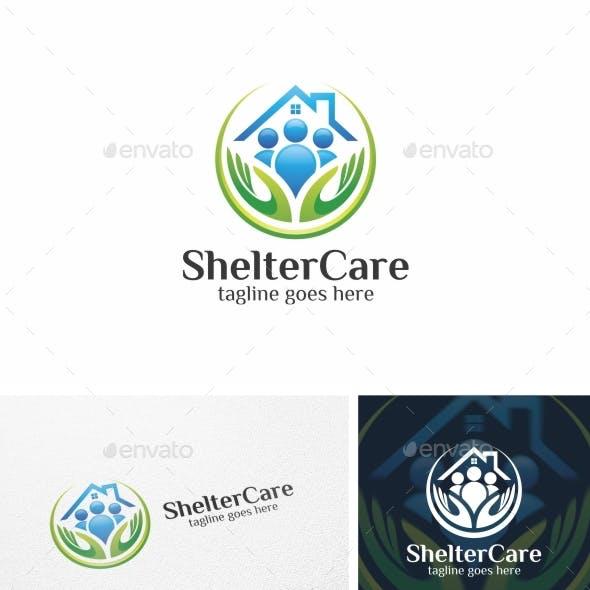 Shelter Care - Logo Template