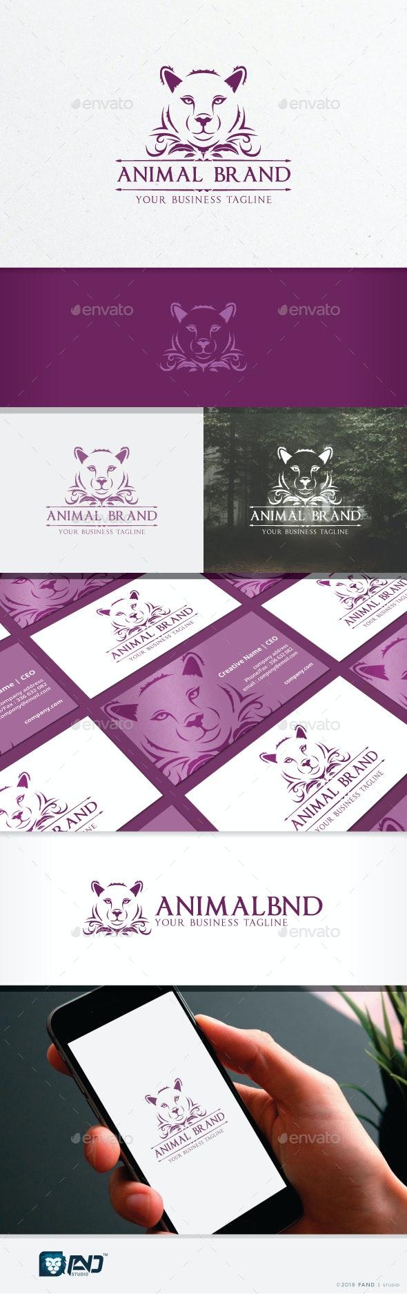 Premium Animal Logo - Animals Logo Templates