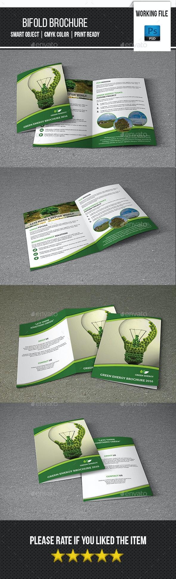 Green Energy Brochure-V378 - Corporate Brochures